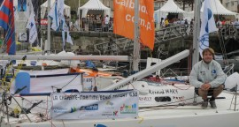 Renaud Mary. Mini transat 2011